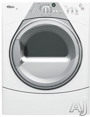 Whirlpool Duet Sport 6.7 Cu. Ft. Electric Front Load Dryer WED8300SW