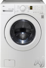 LG Front Load Washer WM2140CW