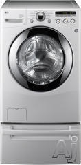 LG 3.6 Cu. Ft. Front Load Washer WM2301H