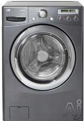 LG 4.2 Cu. Ft. Front Load Washer WM2455HG