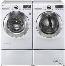 LG Front Load Washer WM3070H