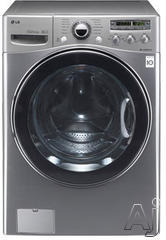 LG Front Load Washer WM3150H