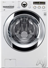 LG Front Load Washer WM3250HWA
