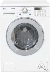 "LG 24"" Electric Front Load Washer Dryer Combo WM3431H"