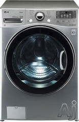 LG TurboWash 4 Cu. Ft. Front Load Washer WM3470H