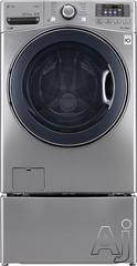 LG Front Load Washer WM3570HVA