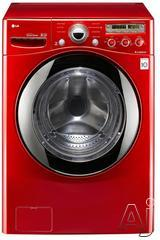 LG 3.7 Cu. Ft. Front Load Washer WM2350H
