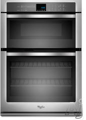 "Whirlpool 27"" Double Electric Combination Wall Oven WOC54EC7A"