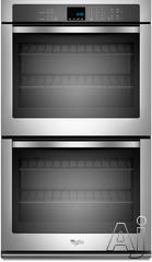 "Whirlpool 27"" 27"" Double Electric Wall Oven WOD51EC7A"