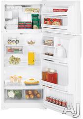 GE Freestanding Top Freezer Refrigerator GTS18GBS