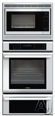 """Thermador Masterpiece 27"""" Double Electric Combination Wall Oven MEMCW271ES"""