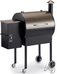Traeger Freestanding Wood Pellet Barbecue Grill BBQ07E