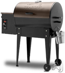 Traeger Freestanding Wood Pellet Barbecue Grill BBQ155