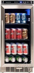 "Avanti 15"" Built In Beverage Center BCA1501SS"
