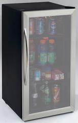 Avanti Freestanding Beverage Center BCA31SSIS