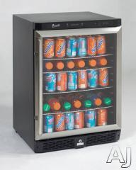 "Avanti 23"" Built In Beverage Center BCA5105SG"