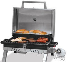 Blue Rhino Portable Liquid Propane Barbecue Grill GBT1022SP
