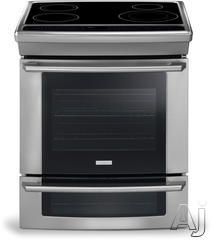 "Electrolux 30"" Slide-In Electric Range EW30IS65JS"