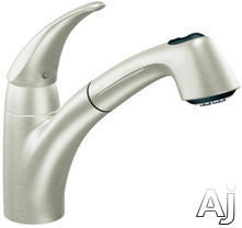 Moen Kitchen Pull-Out Faucet 7560X