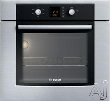"Bosch 300 30"" Single Electric Wall Oven HBL330UC"