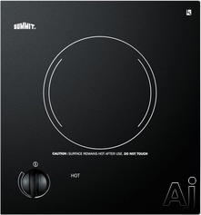"Summit 12"" Smoothtop Electric Cooktop CR1115"