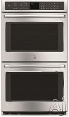 """GE 30"""" 30"""" Double Electric Wall Oven CT9550SHSS"""