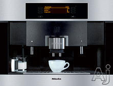 "Miele 23"" Built-In Coffee System CVA4075SS"