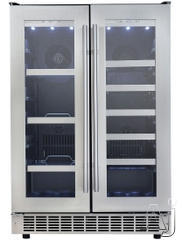 "Danby Silhouette 24"" Built In Beverage Center DBC047D1BSSPR"