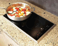 "Diva 12"" Electric Cooktop DDP2"