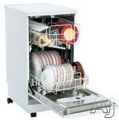"Danby Designer 18"" Portable Dishwasher DDW1805W"