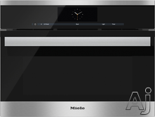 "Miele 24"" 24"" Single Electric Wall Oven DGC68"