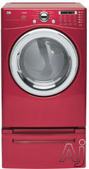 LG 7.3 Cu. Ft. Electric Front Load Dryer DLE7177RM