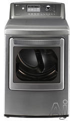 LG SteamDryer 7.3 Cu. Ft. Gas Front Load Dryer DLGX5102