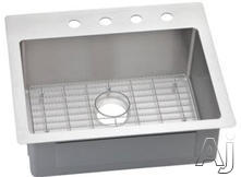 Elkay Single Bowl Kitchen/Bar Sink ECTSR25229BG