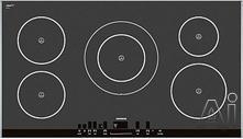 """Siemens avantGarde 36"""" Electric Cooktop EH9772UC"""