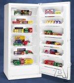 Frigidaire Freestanding Upright Freezer FFU2065FW