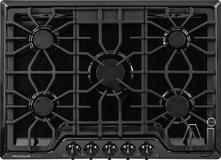 "Frigidaire 30"" Sealed Burner Gas Cooktop FGGC3047QB"