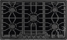 "Frigidaire 36"" Sealed Burner Gas Cooktop FGGC3645QB"