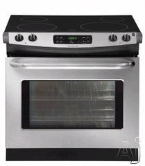 "Frigidaire 30"" Drop-In Electric Range FFED3025L"