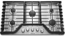 "KitchenAid 36"" Gas Cooktop KCGS356ESS"