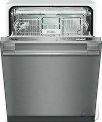 "Miele Futura Classic Plus 24"" Tall-Tub Dishwasher G4975SCVISF"