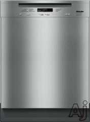 "Miele Futura Crystal 24"" Tall-Tub Dishwasher G6105SCU"
