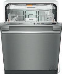 "Miele Futura Crystal 24"" Tall-Tub Dishwasher G6165"