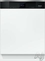 "Miele Futura Diamond 24"" Tall-Tub Dishwasher G6915SCICLST"