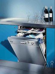 """Miele Novotronic 24"""" Dishwasher G851SCi"""