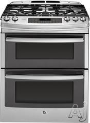 "GE Profile 30"" Slide-In Gas Range PGS950SEFSS"