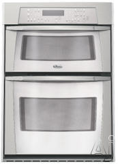 """Whirlpool Gold 30"""" Double Electric Combination Wall Oven GMC305PRY"""