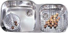Franke Double Bowl Kitchen Sink GNX120