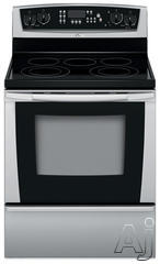 "Whirlpool 30"" Freestanding Electric Range GR563LXS"