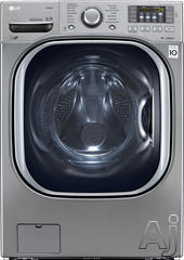 LG TurboWash 4.5 Cu. Ft. Front Load Washer WM4270HA